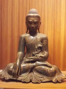 Bouddha - musé Guimet Paris - Gestalt Psychothérapie Paris 15