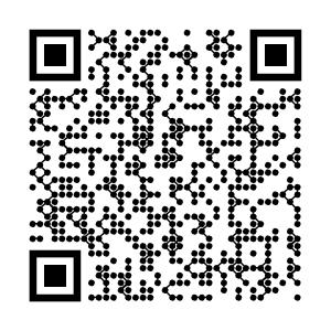 QR code lien vers google map -Frédérique Bricaud - Psychothérapie Gestalt Paris 15
