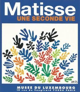 Matisse- une seconde vie - Frédérique Bricaud - Gestalt Paris 15 - Psychothérapie