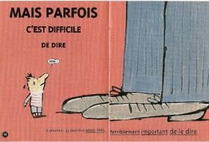 Dire non c'est parfois difficile Frédérique Bricaud - Gestalt Paris 15 - Psychothérapie