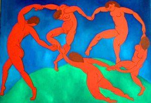 MATISSE-La-danse Groupe de parole Frédérique Bricaud Gestalt Paris 15